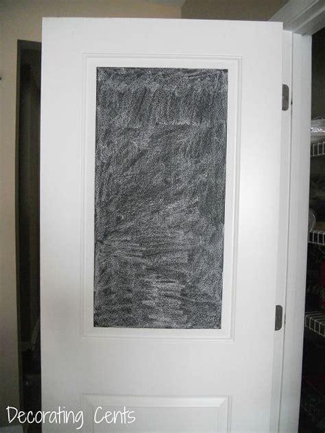 1000 ideas about chalkboard pantry doors on