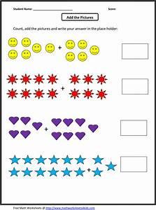 Grade 1 Addition Math Worksheets
