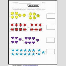 Grade 1 Addition Math Worksheets  First Grade Math Worksheets  Creative  First Grade Math