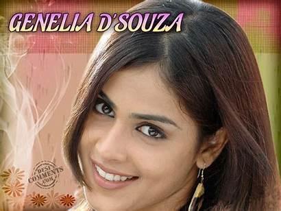Genelia Souza Wallpapers Face Smiling Dsouza Desicomments