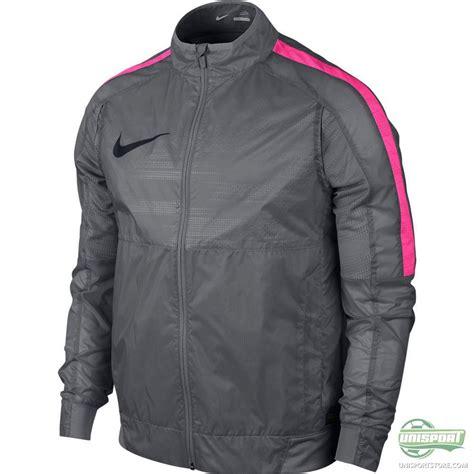 nike light pink windbreaker nike training jacket gpx lightweight woven dark grey