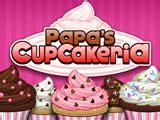 jeux de cuisine papa cupcakeria papa 39 s donuteria jouer à des jeux gratuit en ligne
