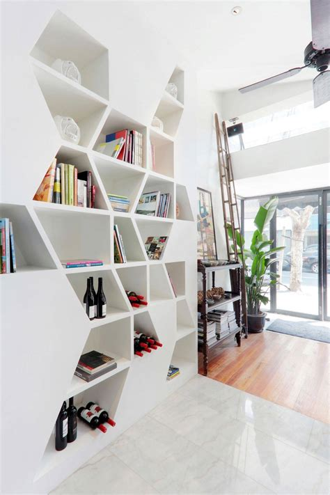 30 Of The Most Creative Bookshelves Designs Page 2 Of 2