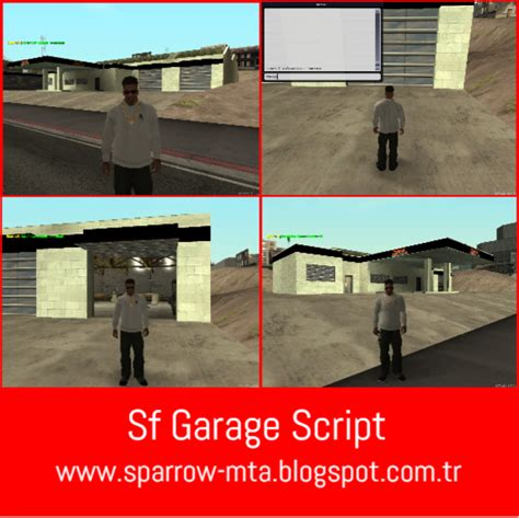 Mta Garage by Mta Sa Sf Garage Script Sparrow Mta Scriptleri