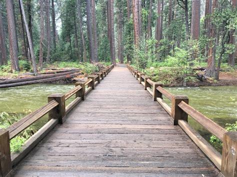 Hiking Lower Yosemite Falls Mother Natures Imax