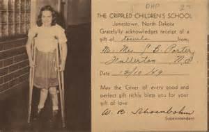 Polio Crippled Children School