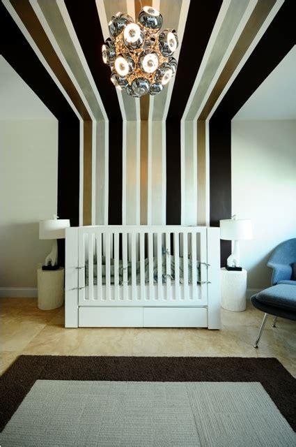 elegant  classy striped walls