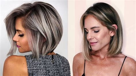 First Bob Haircuts For Women In 2019