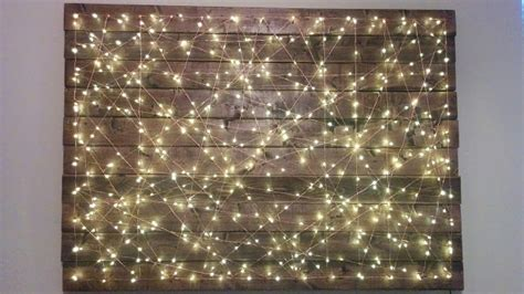 wall decor string lights dizzida diy home decor string lights string art