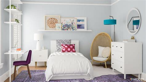 cool kids bedroom ideas  modsy customer spaces