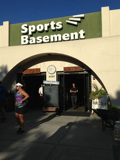 Sports Basement Run Group  Fitness & Instruction 1177