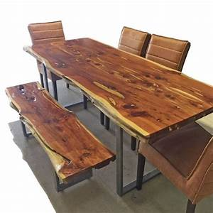 Live Edge Furniture - Horizon Home Furniture - Huge Warehouse