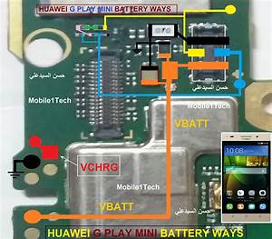 Huawei G Play Mini Battery Ways