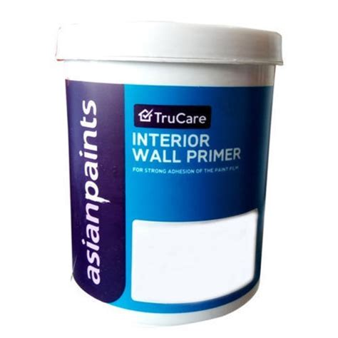 primer paint for interior walls asian paints trucare interior wall primer rs 2100 litre