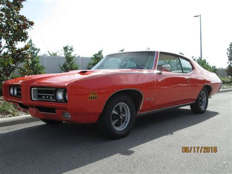 find used 1969 pontiac gto judge in fruitland park florida united states for us 12 300 00