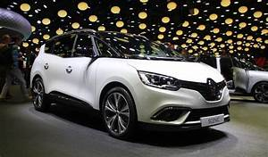 Renault Scénic Edition One : renault grand sc nic le vrai familial vid o en direct du mondial de l 39 auto 2016 ~ Gottalentnigeria.com Avis de Voitures