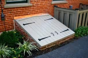 Outside Basement Door by Cellar Doors Real Estate Pinterest