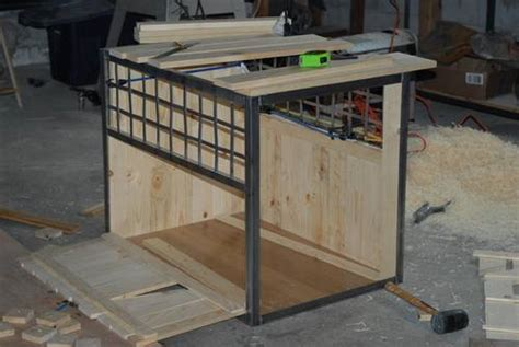 dog crate wood plans plans woodworking diy