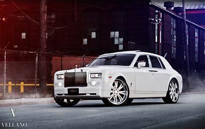 Royce Rolls Phantom Wallpapers Cars Vellano Aftermarket
