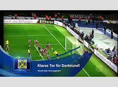 DFB Pokalfinale 2014 Tor Mats Hummels Tore Borussia