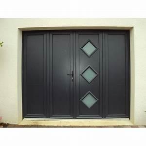 Porte De Garage 4 Vantaux : prix porte de garage pvc 4 vantaux id es de travaux ~ Dallasstarsshop.com Idées de Décoration