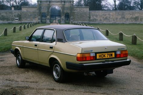 Morris Ital development story – read how the Marina was ...