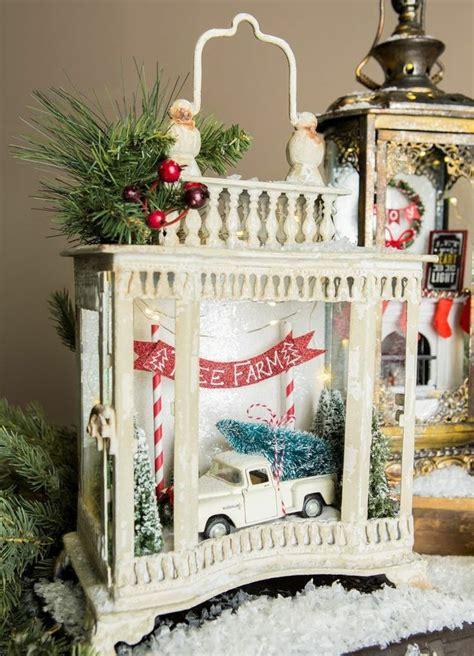 Weihnachtlich Dekorieren Tipps by Weihnachtlich Laterne Dekorieren Figuren Spielzeug Auto