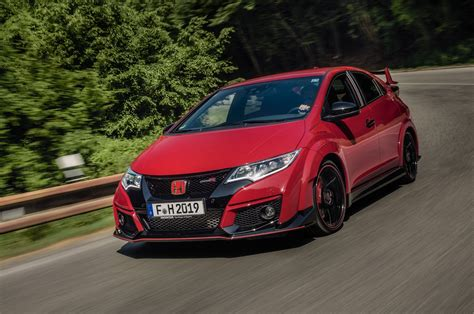 Honda Civic Type R Euro Spec First Drive Review Motor