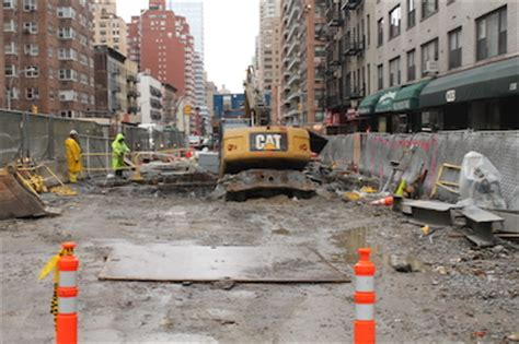 second ave subway delays cast doubt on 2016 completion