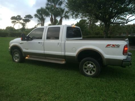 Ford F550 King Ranch by 2007 Ford F 350 Duty King Ranch Crew Cab 6 0l