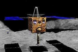 Image of the Hayabusa spacecraft