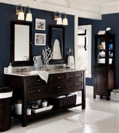 navy blue bathroom ideas 44 sea inspired bathroom décor ideas digsdigs