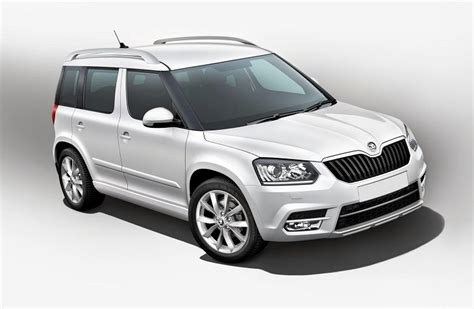2019 Skoda Yeti Engine Specs & Review Spirotourscom