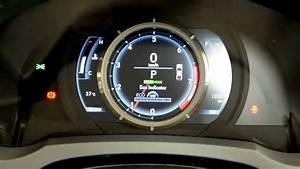 2013 Lexus Is 250 F-sport Instrument Cluster