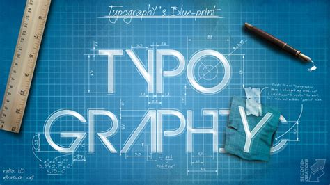 typography s blueprint by second creations on deviantart