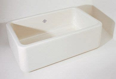Shaws Original Two Bowl Farmhouse Sink by Rohl Biscuit Fireclay Apron Kitchen Sink Nice Sink But