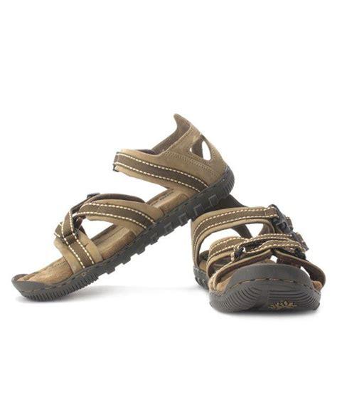 Sandal Whitley 2 Khaki woodland khaki sandals price in india buy woodland