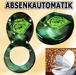 Toilettendeckel Mit Absenkautomatik : wc deckel automatische absenkung lo79 hitoiro ~ Indierocktalk.com Haus und Dekorationen