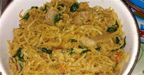 Nope.hari ini saya coba resep baru untuk makan. 577 resep mie goreng burung dara bakso enak dan sederhana ala rumahan - Cookpad