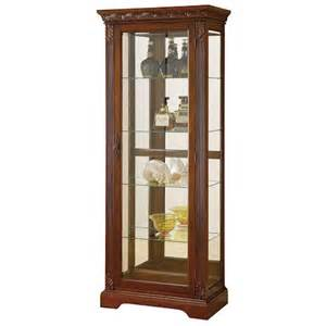 acme furniture addy 90062 curio cabinet del sol