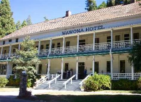 Wawona Hotel Dining Room by Wawona Hotel Dining Room Yosemite National Park