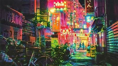 Tokyo Wallpapers Neon Desktop 4k Background Backgrounds