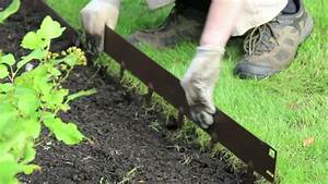 Bordure De Jardin Metal : id e bordure jardin 50 propositions pour votre ext rieur ~ Dailycaller-alerts.com Idées de Décoration