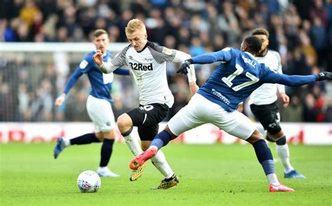 Report: Leeds United keen on Derby County midfielder Louie ...