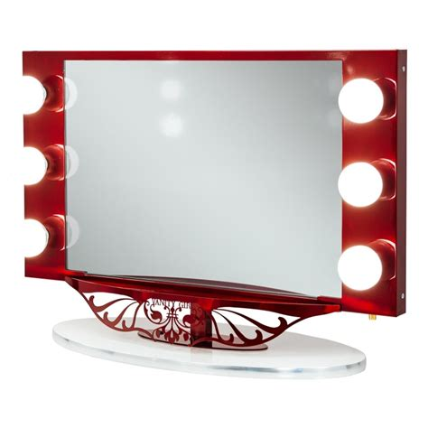 Starlet Vanity Mirror by Starlet Lighted Vanity Mirror 7 Gadgets
