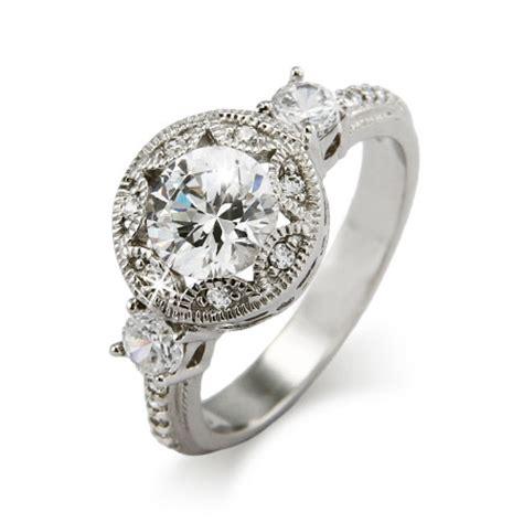 engagement rings ebay deco cz engagement ring ebay