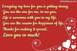 everyday my for you is message for boyfriend