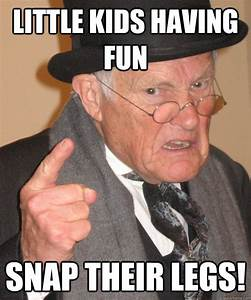 posting gross pictures? Snap their legs! - old brit ...