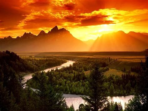 wallpapers mountain sunrise wallpapers