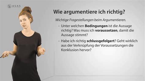 Wie Räuchert Richtig by Argumentieren Wie Argumentiere Ich Richtig
